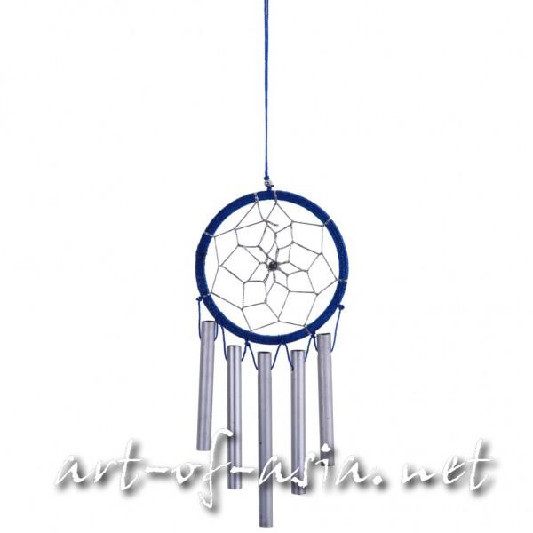 Bild 2 - Traumfänger, rund, Windspiel, verschiedene Größen, Dazzling Blue
