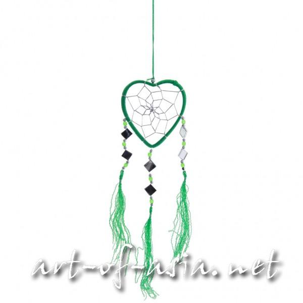 Bild 2 - Traumfänger, Herz, verschiedene Größen, Amazon