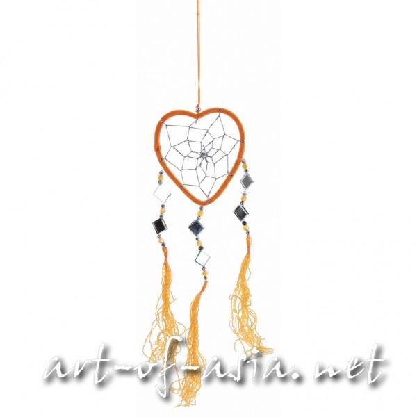 Bild 2 - Traumfänger, Herz, verschiedene Größen, Flame