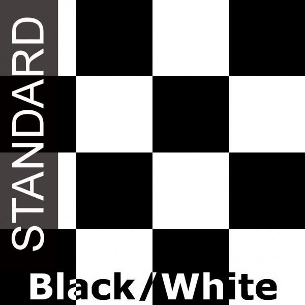 Bild 2 - Balifahne, Gartenfahne, Umbul-Umbul, Black/White