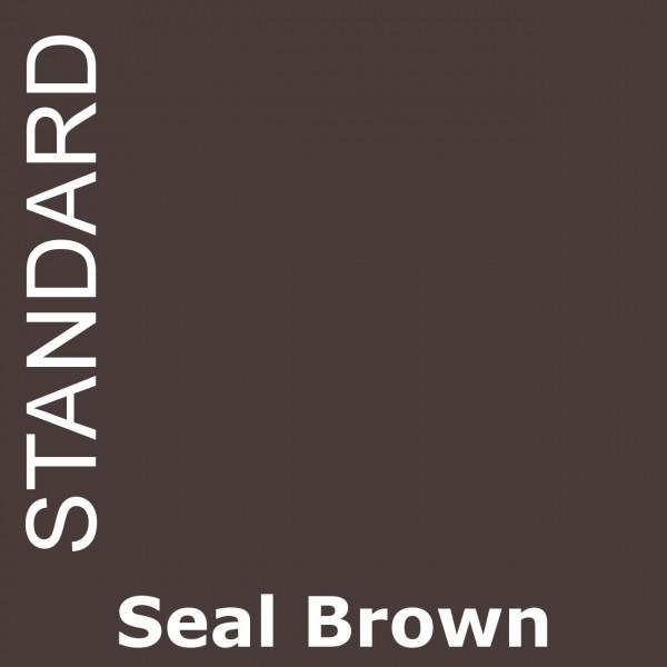 Bild 2 - Balifahne, Gartenfahne, Umbul-Umbul, Seal Brown