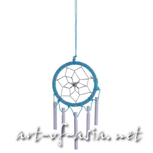 Bild 2 - Traumfänger, rund, Windspiel, verschiedene Größen, River Blue