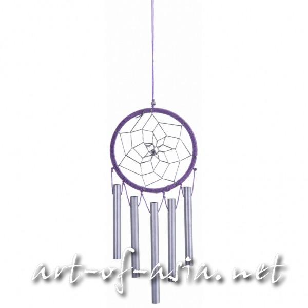 Bild 2 - Traumfänger, rund, Windspiel, verschiedene Größen, Violet Tulip