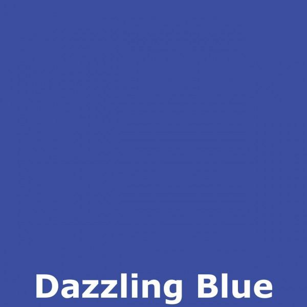 Bild 2 - Bali-Dekoschirm 2-fach, Dazzling Blue / gold