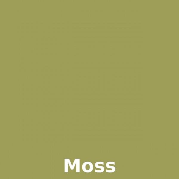 Bild 2 - Bali-Dekoschirm 2-fach, Moss / silber, silber bemalt